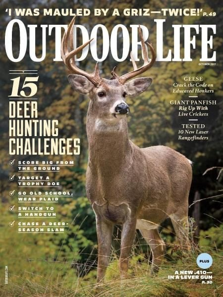 Download Outdoor Life — October 2017