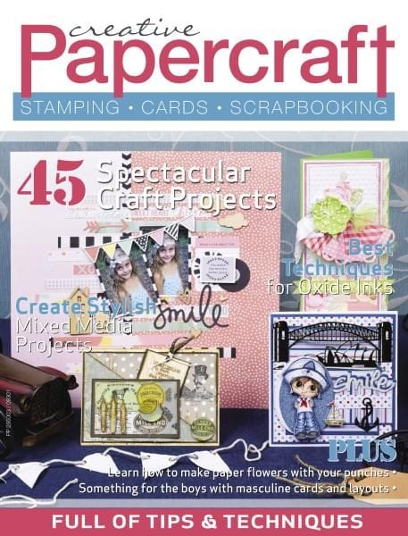 Download Creative PaperCraft — July 2017
