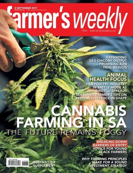 Download Farmer's Weekly — 8 September 2017