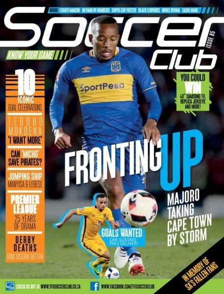 Download Soccer Club — Issue 85 2017