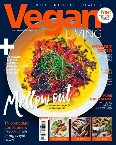 Download Vegan Living — October 2017