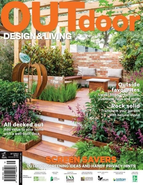 Outdoor design living issue 35 2017 pdf download free for Outdoor living magazine