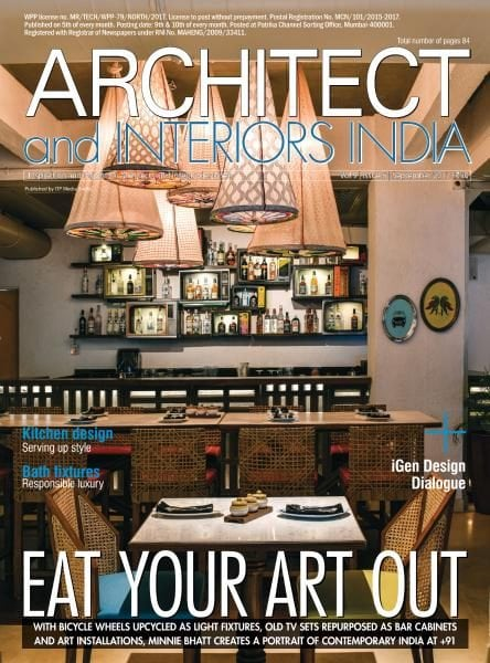 Architect And Interiors India September 2017