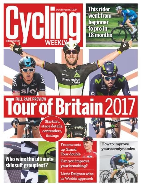 Download Cycling Weekly — August 31, 2017