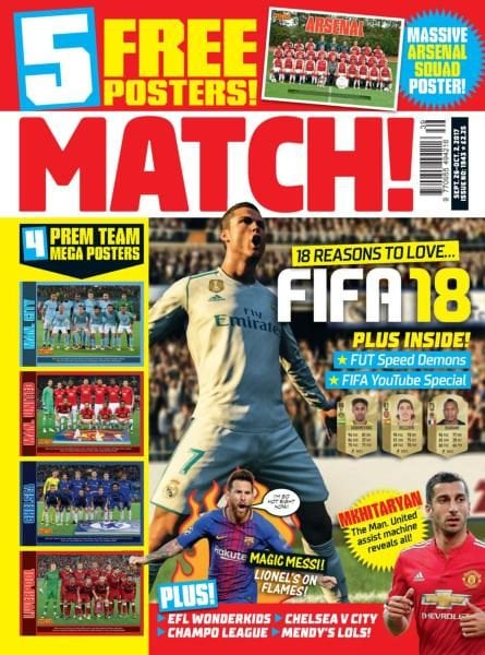 Download Match! — September 26, 2017