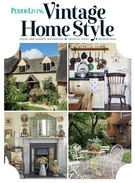 Period living vintage home style 2017 pdf download free - Magazine for home decor style ...