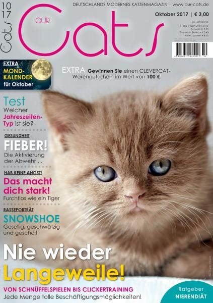 Download Our Cats — Oktober 2017