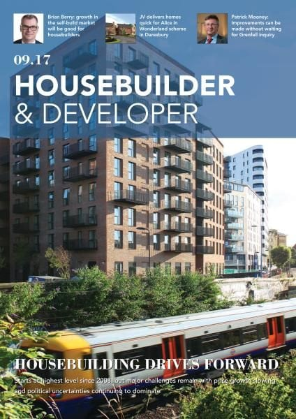 Housebuilder & Developer (HbD) — September 2017