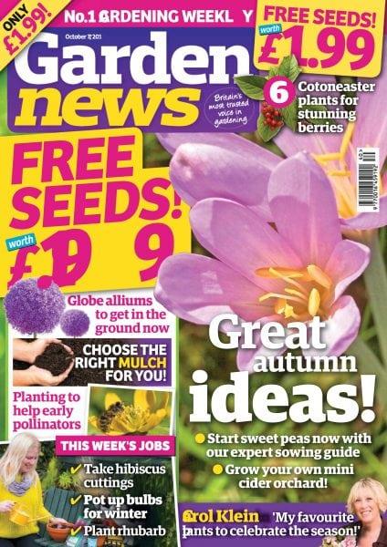 Download Garden News — October 07, 2017