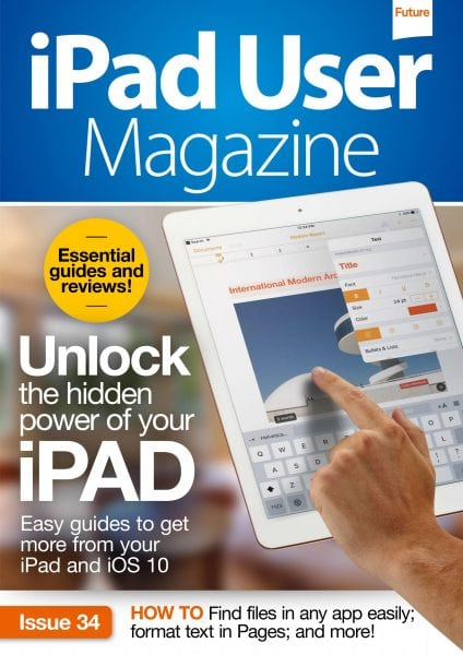 Download iPad User Magazine — January 2017