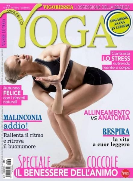 Download Viver lo Yoga — Ottobre-Novembre 2017