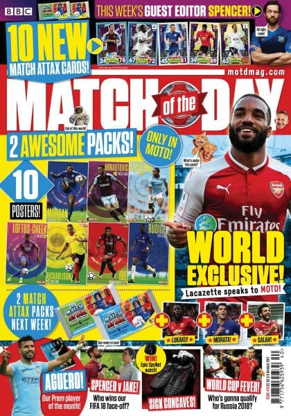 Download Match of the Day — 05 October 2017