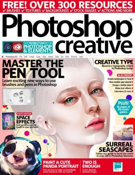 Download Photoshop Creative — Issue 158 2017