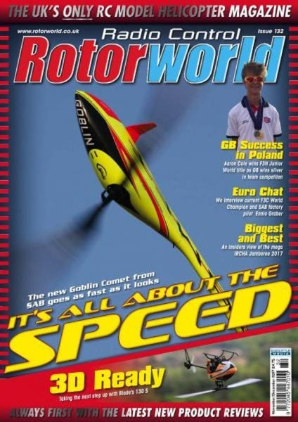 Download Radio Control Rotor World — November 2017