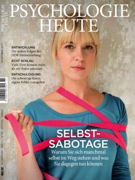 Download Psychologie Heute — November 2017