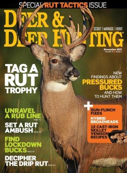 Download Deer & Deer Hunting — November 2017