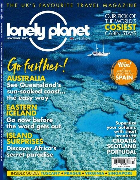 Download Lonely Planet UK — December 2017