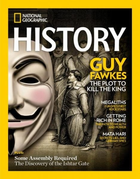 Download National Geographic History — November-December 2017