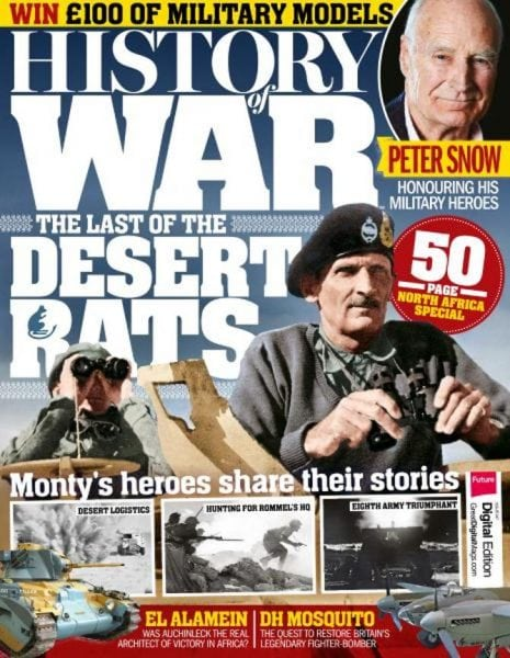 Download History of War — Issue 47 2017