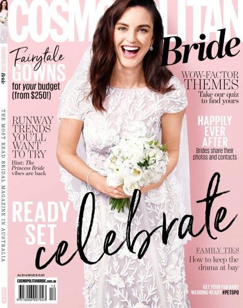 Download Cosmopolitan Bride Australia — October 2017