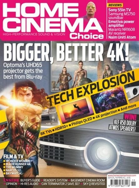 Download Home Cinema Choice — November 2017