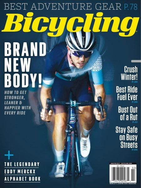 Download Bicycling USA — January 2017
