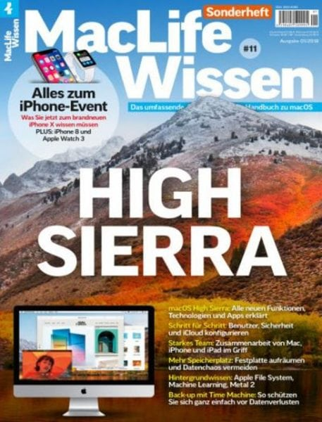 Download Mac Life Wissen — Nr.1 2018