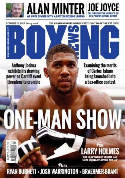 Download Boxing News — October 26, 2017