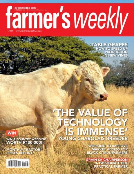 Download Farmer's Weekly — 27 October 2017