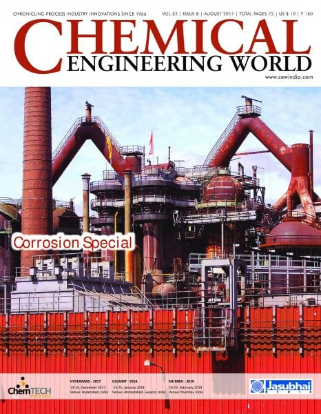 Download Chemical Engineering World — August 2017