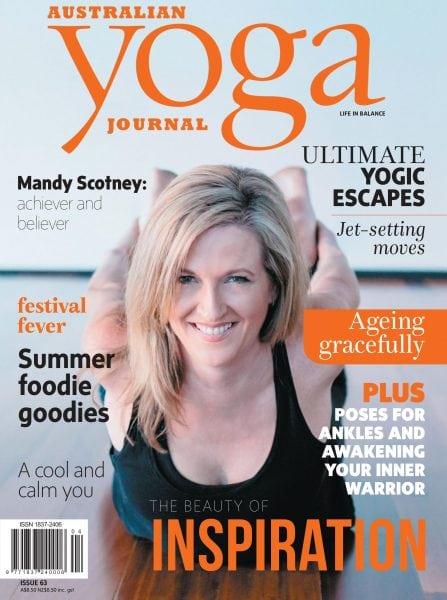 Download Australian Yoga Journal — November 2017