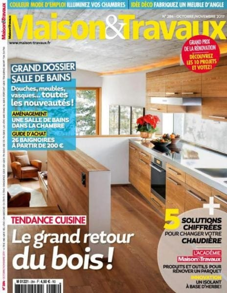 maison travaux octobre novembre 2017 pdf download free. Black Bedroom Furniture Sets. Home Design Ideas