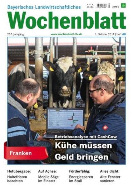 Bekanntschaften landwirtschaftliches wochenblatt