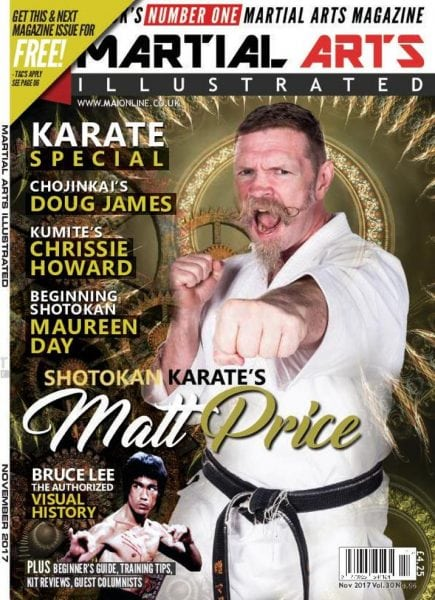 Download Martial Arts Illustrated – November 2017