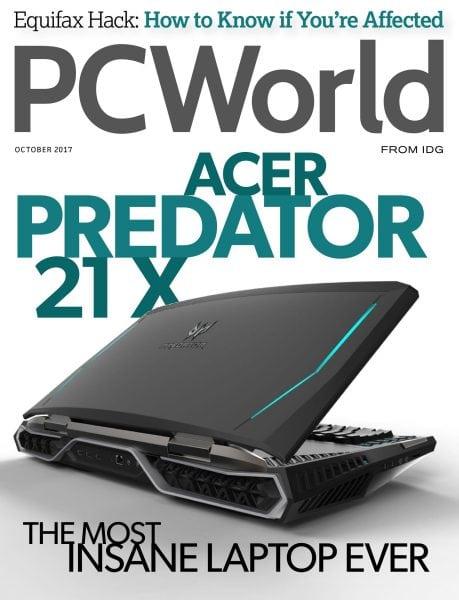 Download PCWorld — October 2017