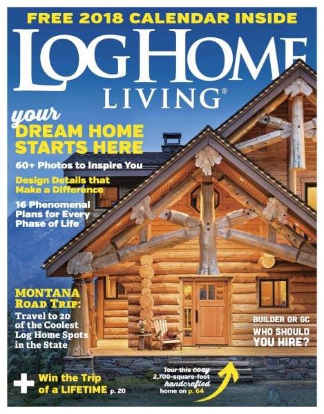 Log Home Living November 2017 Pdf Download Free
