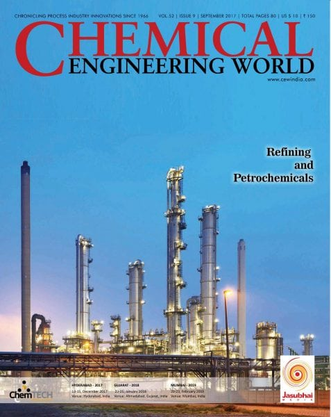 Download Chemical Engineering World — September 2017