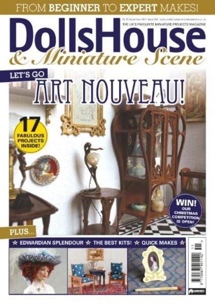 Download Dolls House and Miniature Scene — November 2017