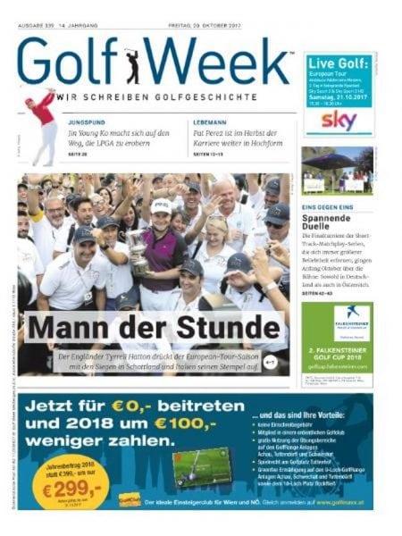 Download Golf Week — 20 Oktober 2017