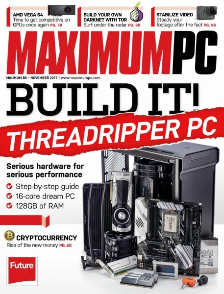 Maximum PC — November 2017 PDF download free