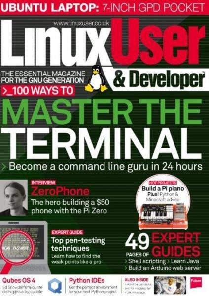 Download Linux User & Developer — Issue 184 2017