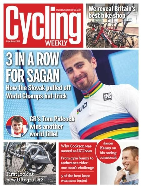 Download Cycling Weekly — September 28, 2017