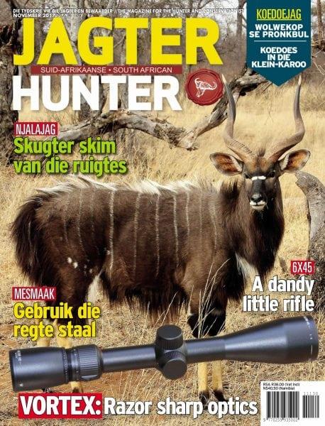 Download SA Hunter-Jagter — November 2017