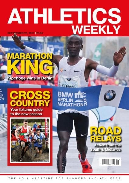 Download Athletics Weekly — September 28, 2017