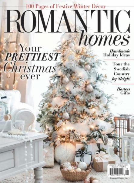 Download Romantic Homes — November 2017