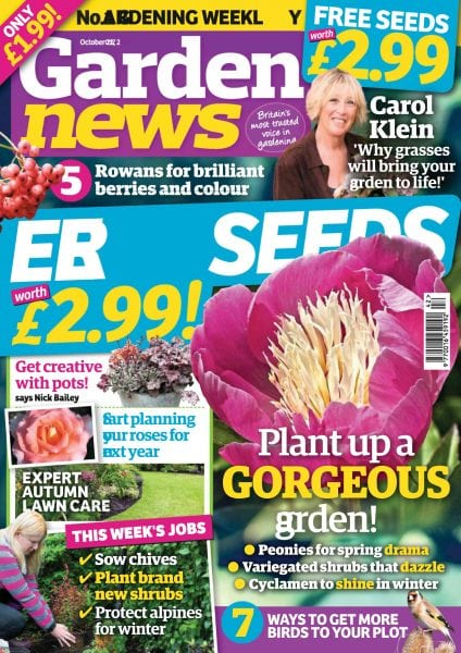 Download Garden News — October 21, 2017