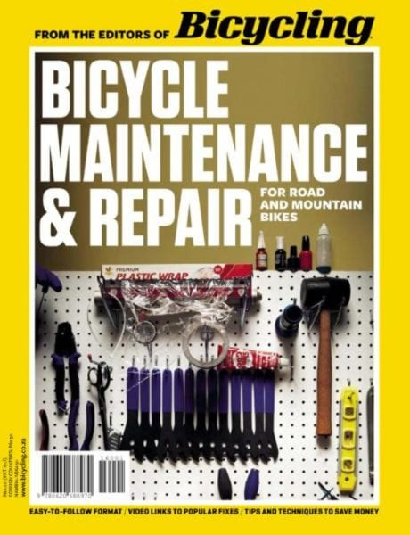 Download Bicycling South Africa — Bicycle Maintenance & Repair (2016)