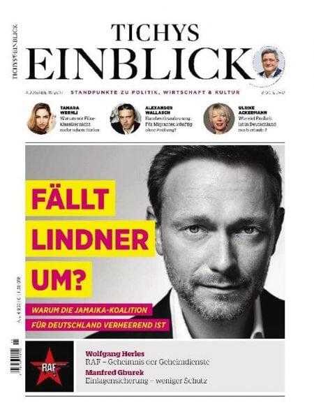 Download Tichys Einblick — November 2017