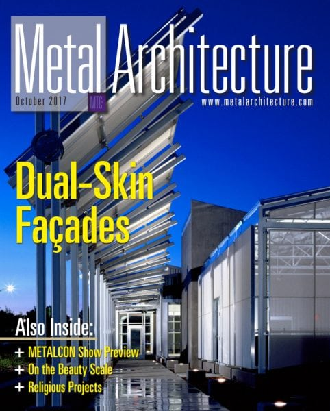 Download Metal Architecture — October 2017