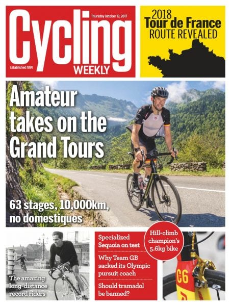 Download Cycling Weekly — October 19, 2017